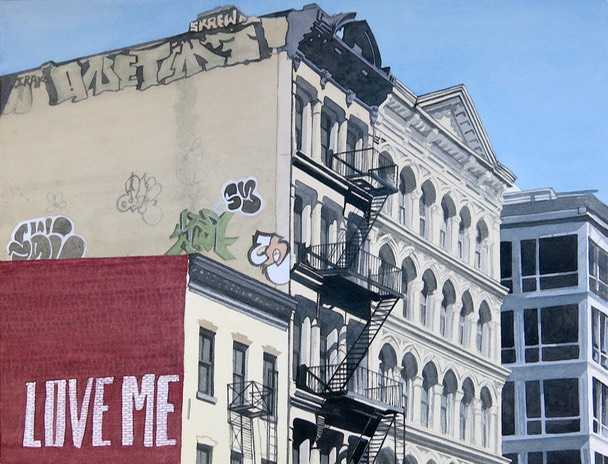 Love Me (Canal and Broadway)